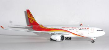 Airbus A330-200 Hong Kong Airlines Phoenix Diecast Model Scale 1:400 04179 e